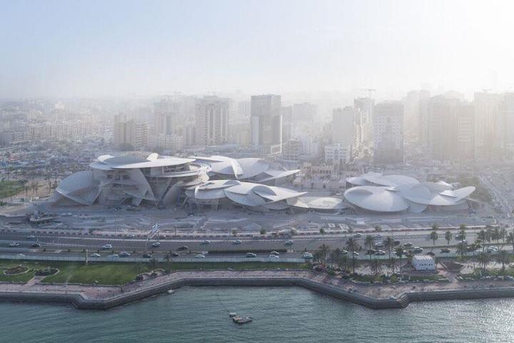 Conoce el impresionante aeropuerto Hamad. Foto: Archivo