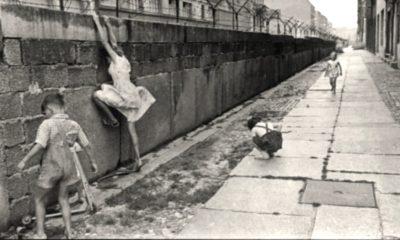 Historia del muro de Berlín. Portada. Foto: Ruthasis Green Dog