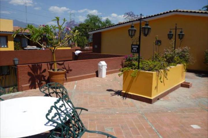 Hotel Hacienda de la Noria. Foto: Agoda