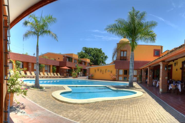 La próxima vez que visites Oaxaca no dudes en hospedarte en esta hacienda. Foto: Skyscanner