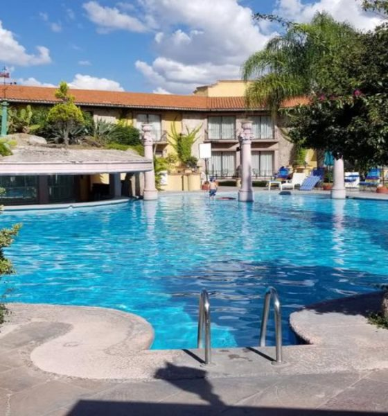 Hotel Hacienda la Noria, Oaxaca. Foto: Archivo
