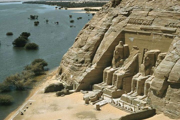 Hundimiento del Templo de Ramses Foto: por el amor del Art-E