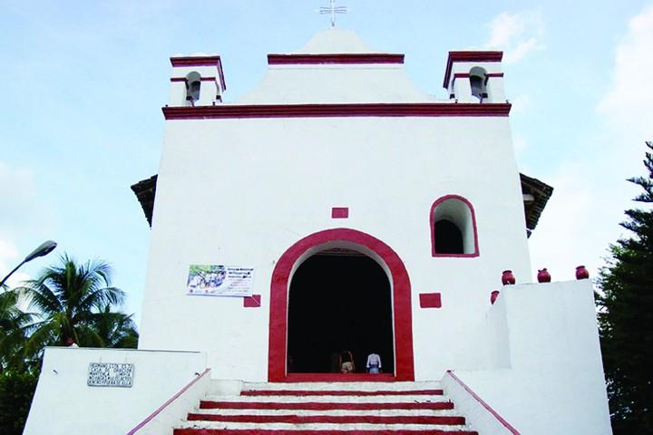 Iglesia de Santiago Apóstol Foto: De Tabasco soy