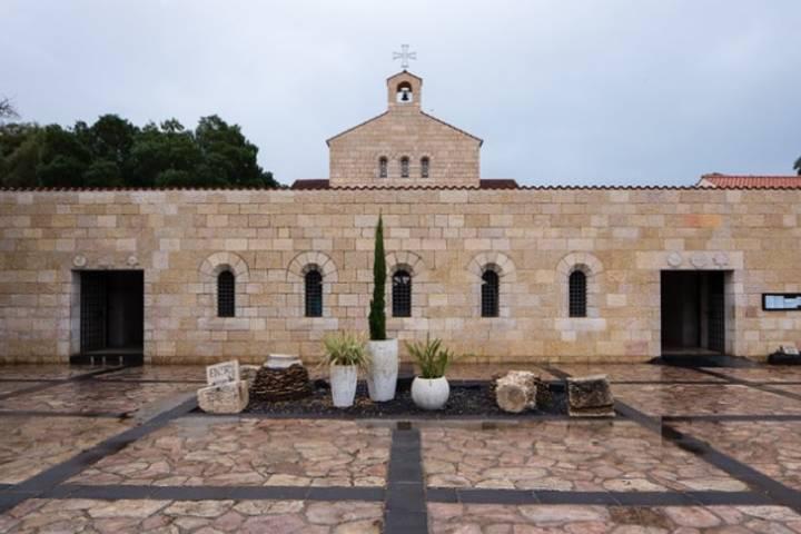 Iglesia de la Multiplicación, el lugar del milagro. Foto: miaomiaoalbum