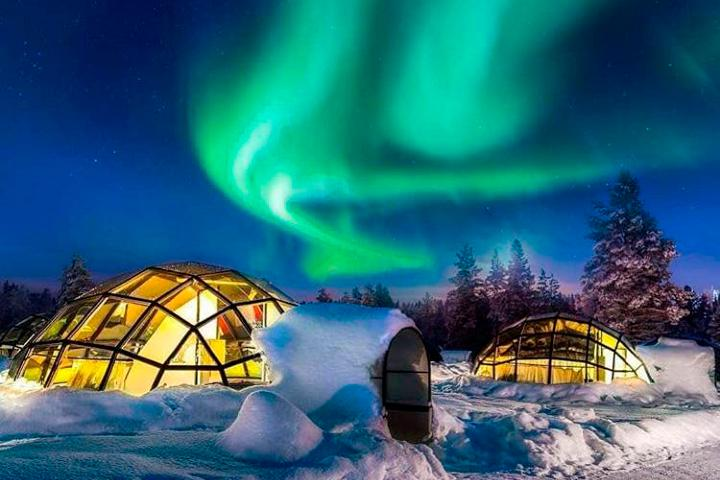 Igloo Village. Foto: epictravel