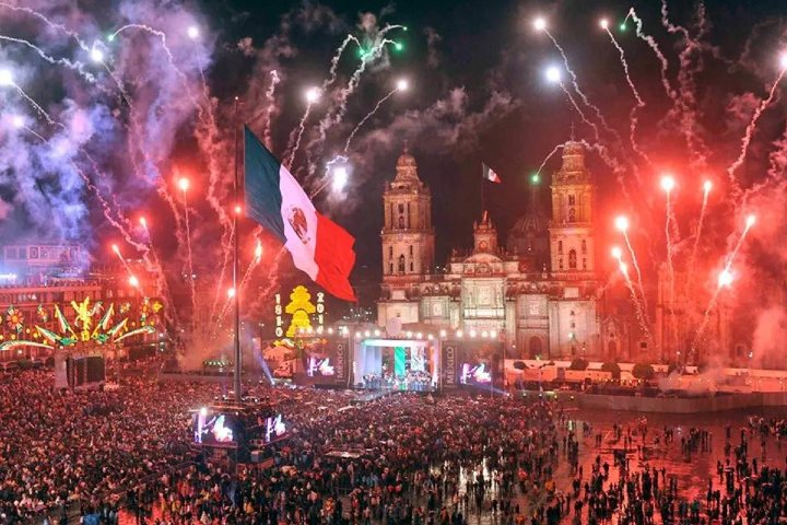 Independencia mexicana en el extranjero