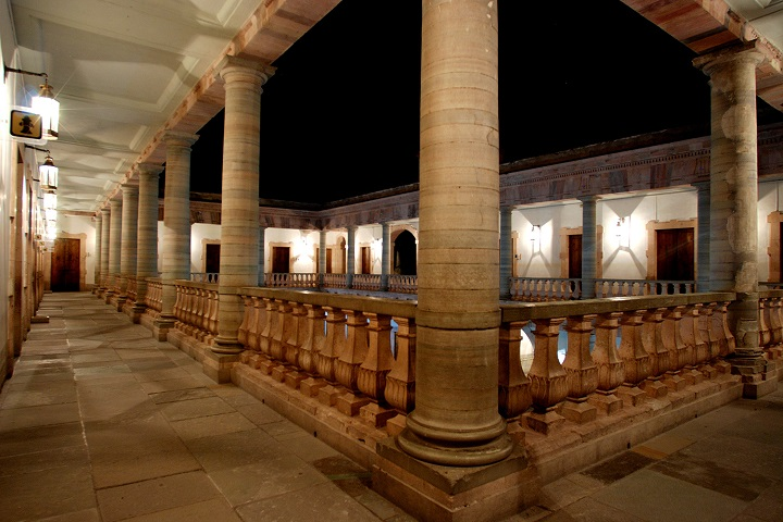 Ven, acércate y conoce el Museo de la Alhóndiga de Granaditas. Foto: INAH