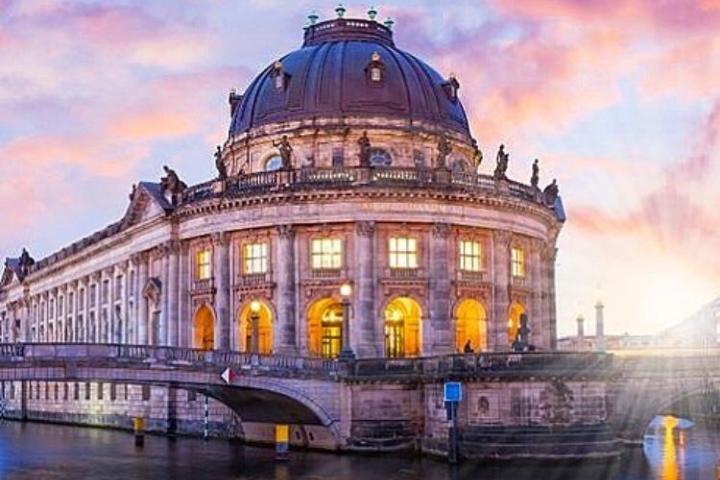 Isla de los Museos en Berlín. Foto traveltuleros
