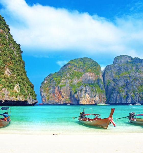 Islas Phi Phi Foto: wallbox