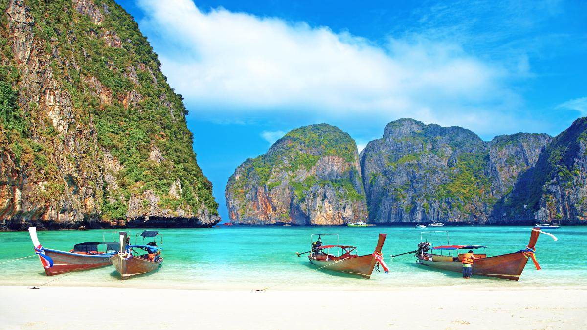 Islas Phi Phi Foto: wallbox