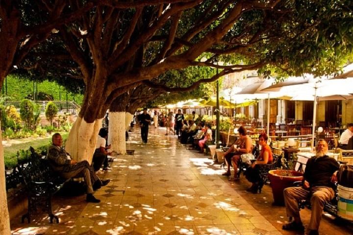 ¿A poco no se te antoja una comida aquí un domingo de descanso? Foto: México Destinos