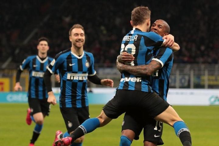 Jugadores de Inter Foto: Bolavio