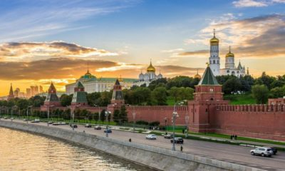 Kremlin Foto: Tu Moscú