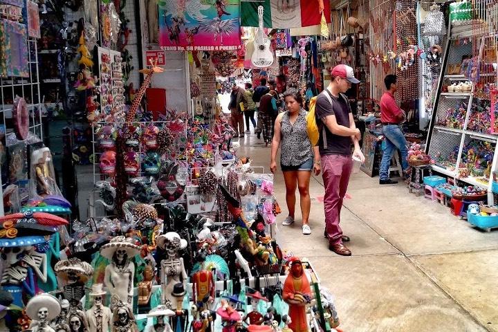 La ciudadela - Foto Luis Juárez J.