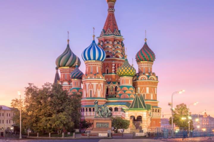 Catedral de la Plaza Rojas de Moscú Foto: Republica