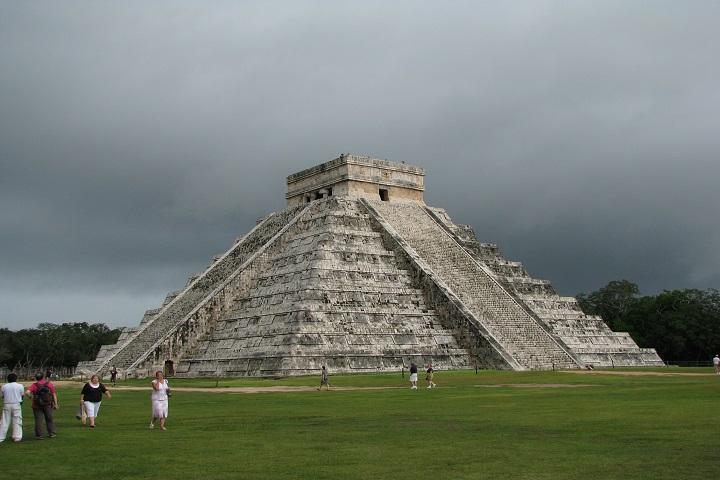 ¿Cuánto crees que se tardaron en construir Chichén Itzá? Foto: Chichen Olerki