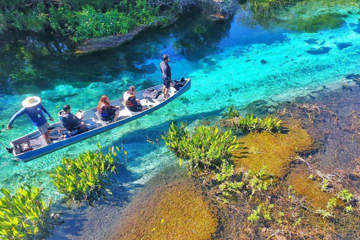 No te pierdas la Laguna misteriosa. Foto: Pasaportete