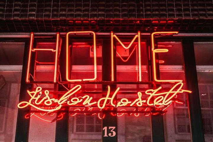 """Lleva la palabra """"Home"""" en su nombre para que lo relaciones con tu hogar. Foto: Home Lisbon Hostel"""