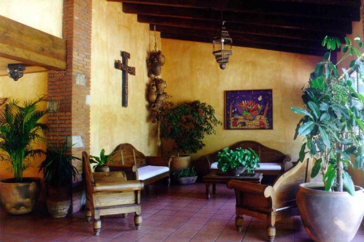 No te pierdas la oportunidad de hospedarte en el hotel Hacienda de la Noria. Foto: DirectorioTuristicoMéxico