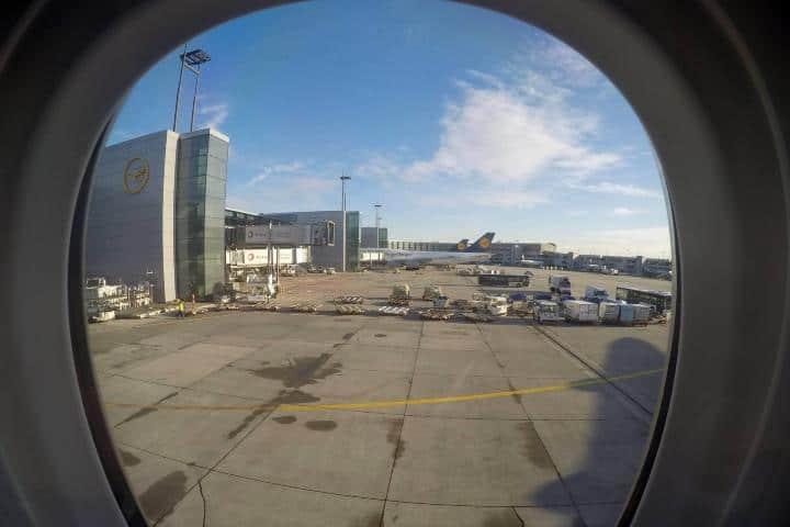 Lufthansa Foto: Última llamada