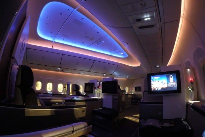 Lufthansa Primera Clase Foto: Última llamada