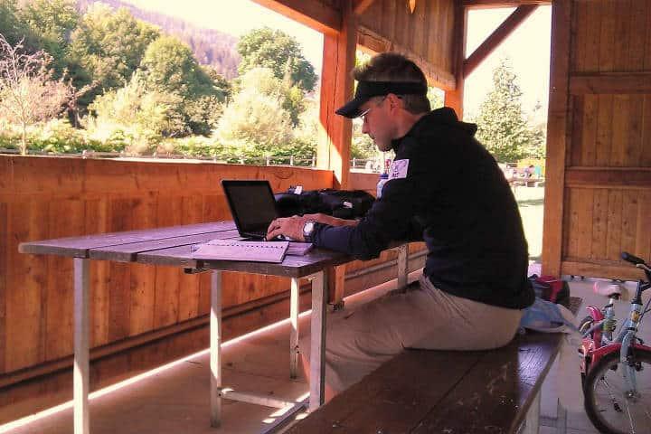 Plataformas digitales para viajar. Foto: Luigi Mengato