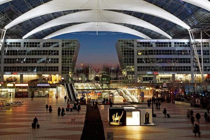 MAC Forum Foto: Muchen Flughafen