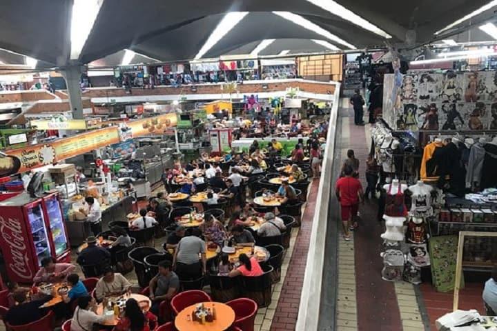 En este mercado fue donde inició toda la travesía de la carne en su jugo. Foto: TripAdvisor