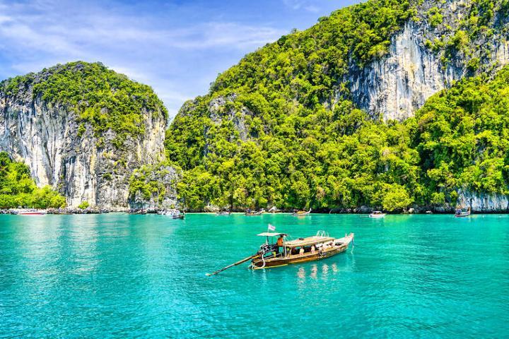 Islas Phi Phi Foto: Vix