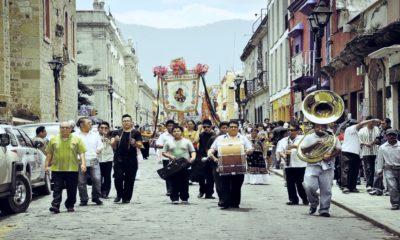 Mayordomía en Oaxaca, una de las tradiciones más importantes. Foto: matador network