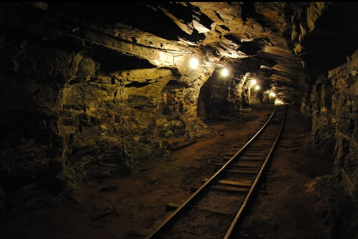 Minas de la Ciudad de Our Preto Foto: Wikipedia