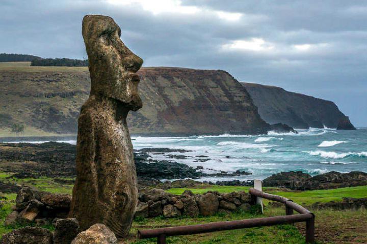 Esculturas llenas de historia. Foto: RTVE