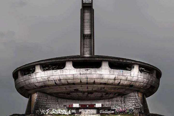Conoce el lugar abandonado más impresionante de Bulgaria. Foto: mihailpopov