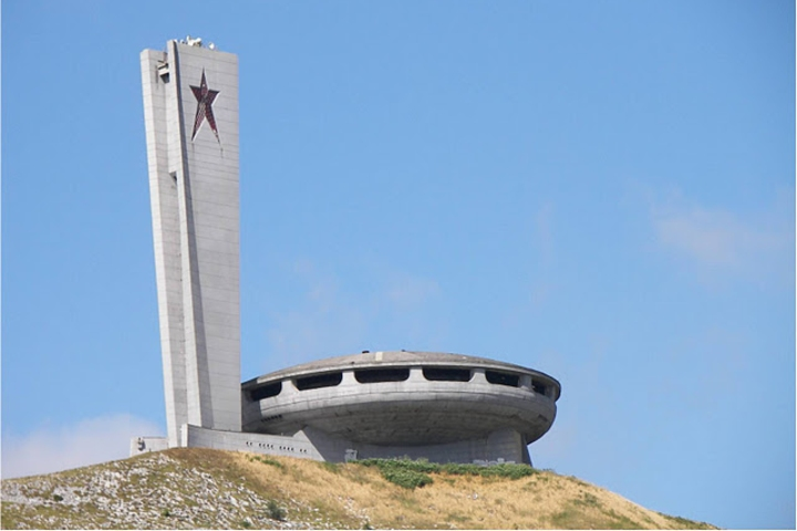 Conoce el famoso Monumento Buzludzha, una reliquia abandonada. Foto: rinconabstracto