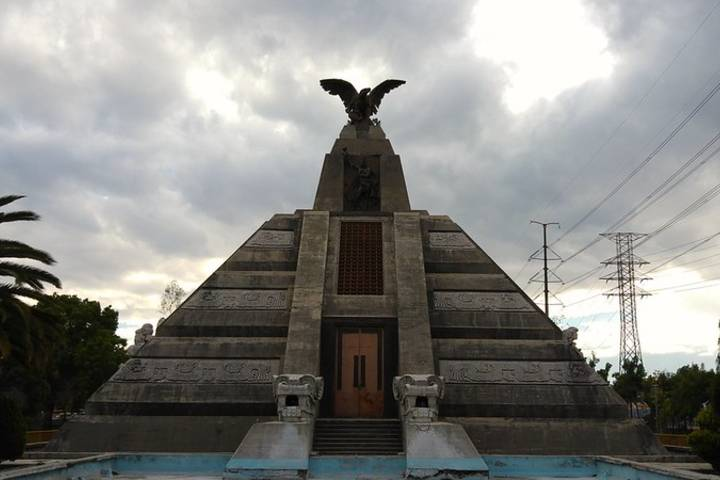 Monumento a la Raza. Foto: Irving Castillo
