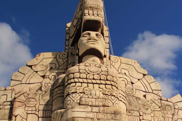 Conoce todo sobre el Monumento a la patria en Mérida. Foto: Agustín Cáceres