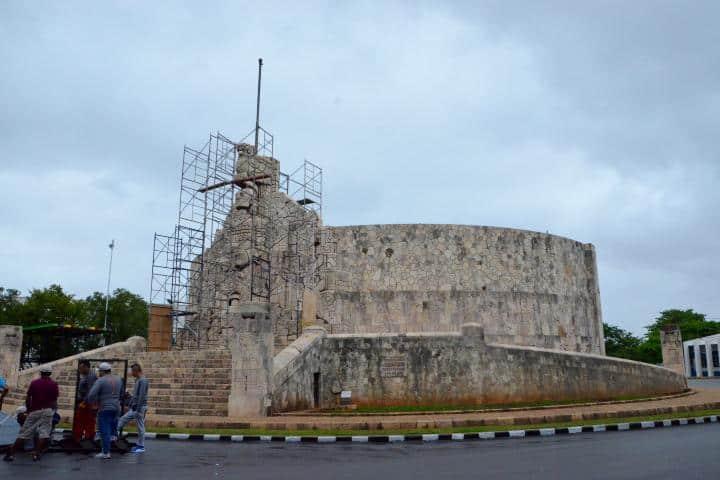 La construcción se llevó a cabo durante muchos años. Foto: Voyageur du Monde