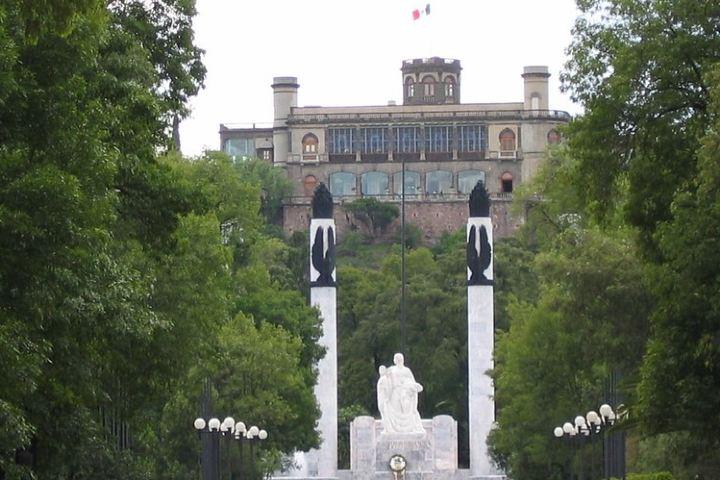 Monumento a los Niños Héroes Foto: Clinker