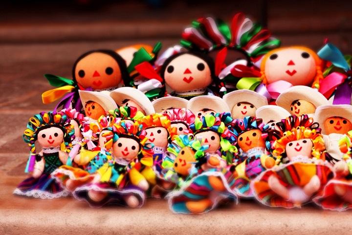 Tal vez puedas encontrar la muñequita mexicana de Guanajuato y completar tu colección. Foto: Decorando en casa