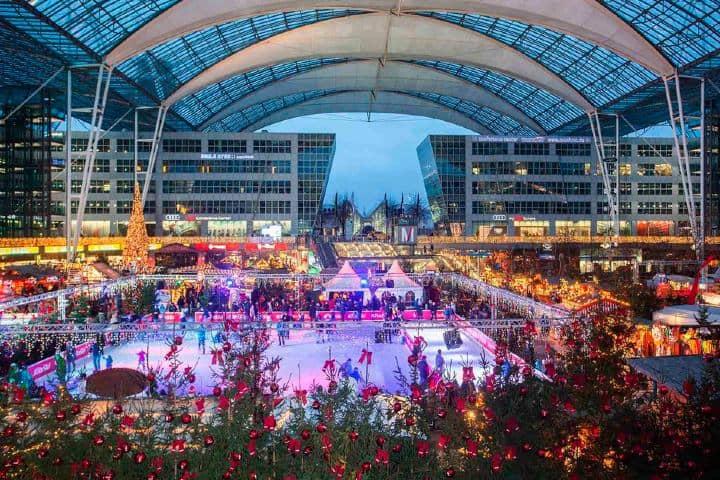 Munich Techo Foto: Traveler