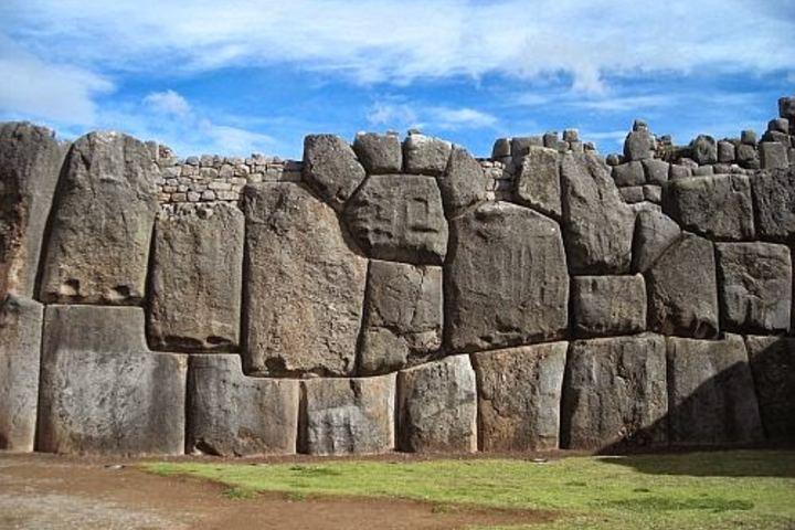 Muro de la Isla de Pascua Foto: De paso por