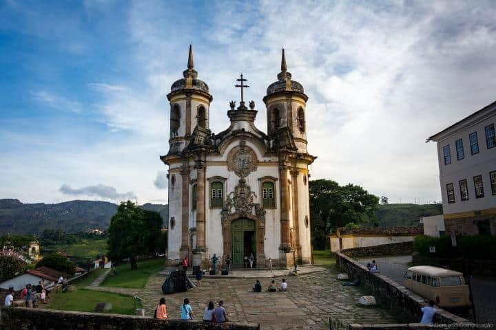 Museo Aleijadinho de arte sacro Foto: Minas Ecoturismo