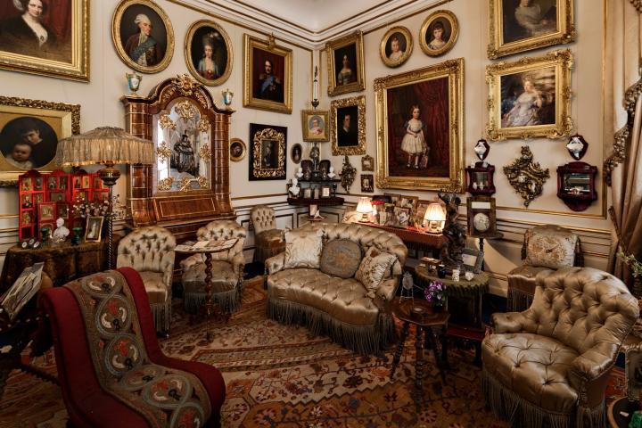Museo Amalienborg Foto: Winter Palace Research