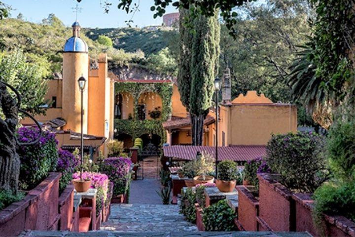 Museo Ex Hacienda San Gabriel de Barrera. Foto: Zona Turística