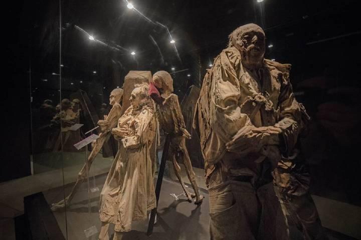 Conoce el famoso Museo Momias de Guanajuato. Foto: Jorge Pastor Gómez y Antonio Sereno