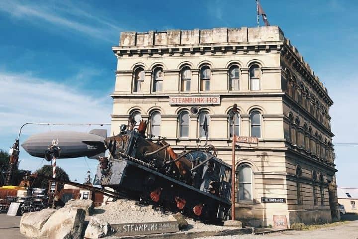 Museo Steampunk HQ Foto: Travel Baho