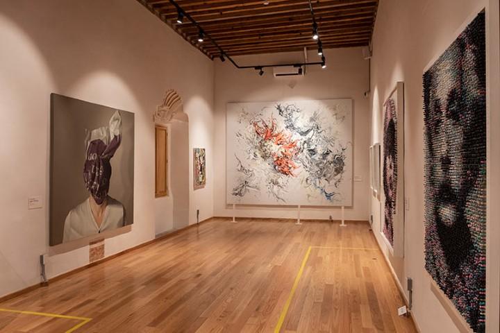 Museo de Arte Contemporáneo de Querétaro. Foto de paseo en Querétaro