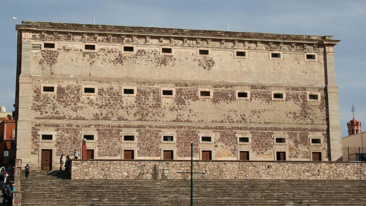 Museo de la Alhóndiga de Granaditas Guanajuato