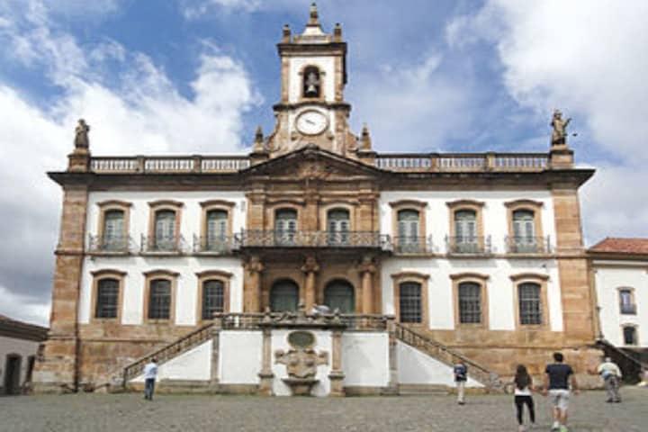 Museo de la Desconfianza en la Cuidad de Our Preto Foto: Wikipedia