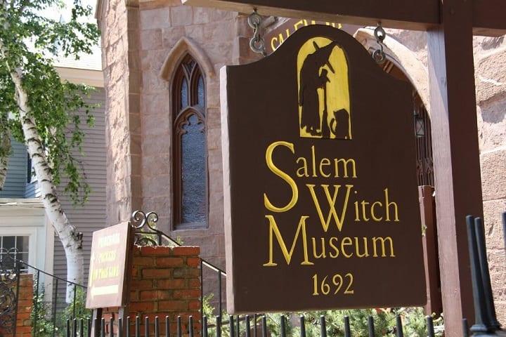 Museo de las Brujas en Salem. Foto: Viajes Mollinar